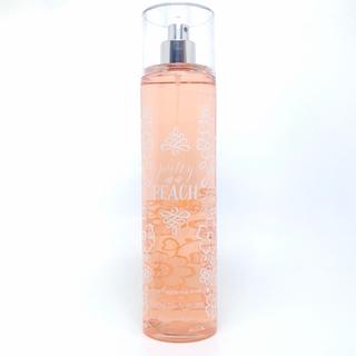バスアンドボディーワークス(Bath & Body Works)のBBW Pretty as A Peach ボディーミスト  (香水(女性用))