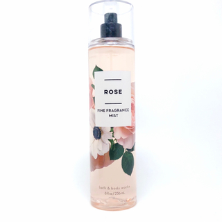バスアンドボディーワークス(Bath & Body Works)のBBW Rose ボディーミスト  (香水(女性用))