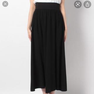 アニエスベー(agnes b.)のアニエスベーU700ロングスカート(値下げしました)(ロングスカート)