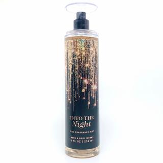 バスアンドボディーワークス(Bath & Body Works)のBBW Into The Night ボディーミスト  (香水(女性用))