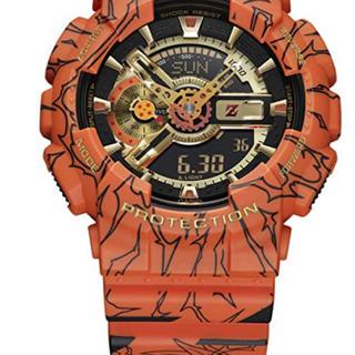 ジーショック(G-SHOCK)のCASIO G-SHOCK ドラゴンボール Z コラボレーションモデル(腕時計(デジタル))