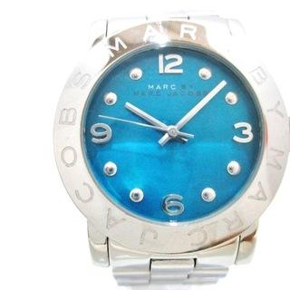 マークバイマークジェイコブス(MARC BY MARC JACOBS)のマークジェイコブス 腕時計美品  エイミー(腕時計)