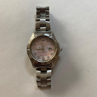 オリエント(ORIENT)の中古 オリエント腕時計 ハイビスカス限定版(腕時計)