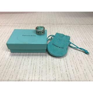 ティファニー(Tiffany & Co.)のTIFFANY & Co アトラスワイドシルバーリング 925 (リング(指輪))