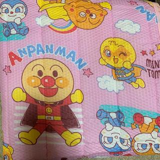 アンパンマン(アンパンマン)の新品 ベビー敷きパッド お昼寝布団カバー アンパンマン (シーツ/カバー)