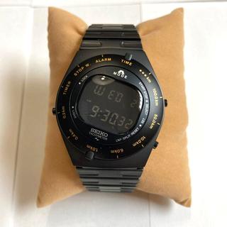 セイコー(SEIKO)のSEIKO ジウジアーロ・デザイン「SBJG013」バーニーズ限定500本(腕時計(デジタル))