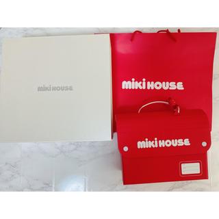 ミキハウス(mikihouse)のミキハウス 空箱 ショップ袋セット(ショップ袋)