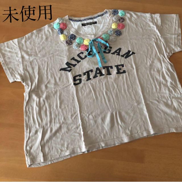 NEEDLE WORK SOON(ニードルワークスーン)の[新品未使用】NEEDLE WARK SOON/半袖Tシャツ レディースのトップス(Tシャツ(半袖/袖なし))の商品写真