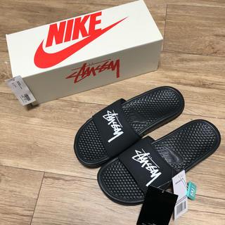 ステューシー(STUSSY)のStussy Nike べナッシ(サンダル)
