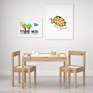 イケア(IKEA)のIKEA LATT 子供用テーブル(その他)