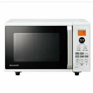 シャープ(SHARP)のSHARP【オーブンレンジ RE-M16A-W】(調理機器)