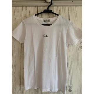 エディットフォールル(EDIT.FOR LULU)のエディットフォールル ロゴTシャツ(Tシャツ(半袖/袖なし))