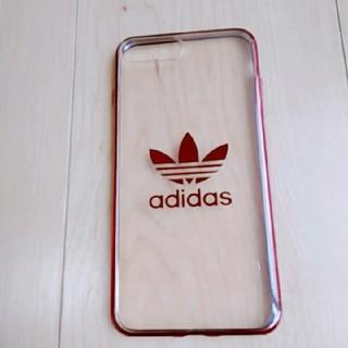 アディダス(adidas)のiPhone 8PLUS携帯ケース(iPhoneケース)