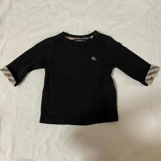 バーバリー(BURBERRY)のBURBERRY バーバリー ロンT 70cm(Tシャツ)