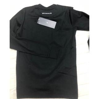 ウノピゥウノウグァーレトレ(1piu1uguale3)の新品未使用 ウノピュウノウグァーレトレ 長袖カットソー(Tシャツ/カットソー(七分/長袖))