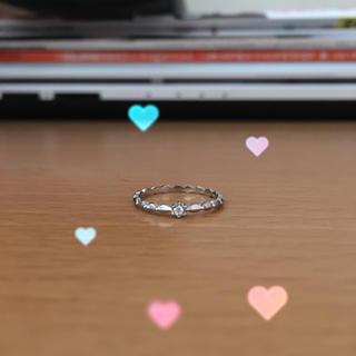 heartdance♡ピンキーリング(リング(指輪))