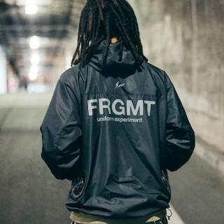 フラグメント(FRAGMENT)のuniform experiment×fragment×BURTLE 新品未使用(マウンテンパーカー)