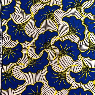 アフリカ布の切り売り 1種類90cm単位のお値段です ハンドメイド バオバブ神戸(生地/糸)