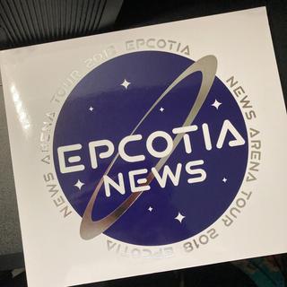 NEWS/NEWS ARENA TOUR 2018 EPCOTIA〈初回盤・3…(ミュージック)