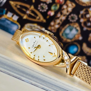 アガット(agete)のagete classic K10 腕時計 アガット クラシック(腕時計)