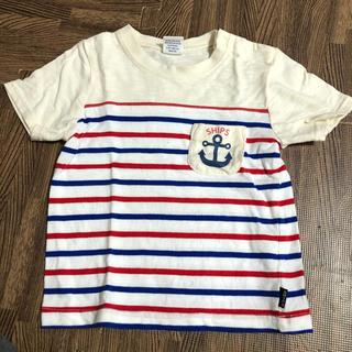 シップスキッズ(SHIPS KIDS)のTシャツ 90(Tシャツ/カットソー)