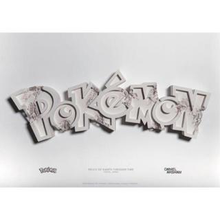 ポケモン(ポケモン)のDaniel Arsham x Pokemon x 2G Poster4枚セット(ポスター)