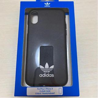 アディダス(adidas)のiPhoneⅩ ケース(iPhoneケース)