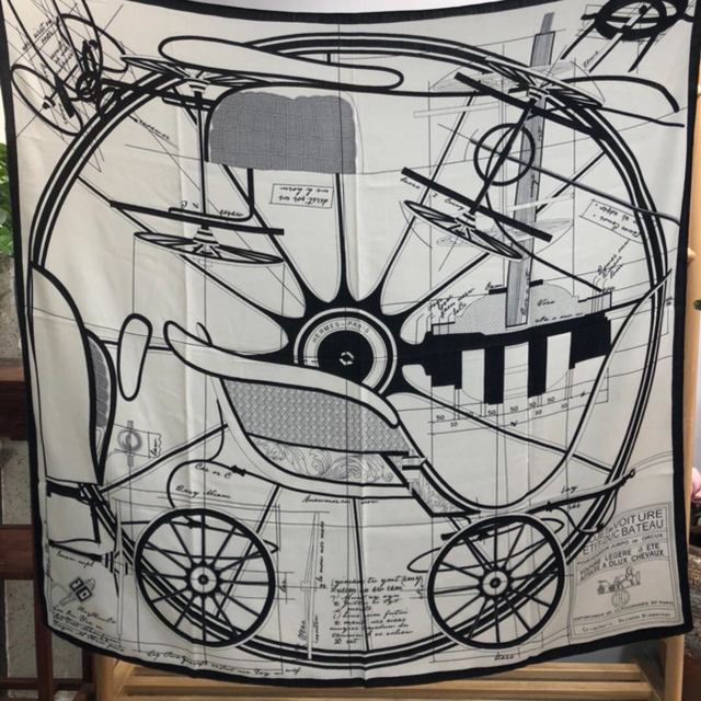 UNITED ARROWS(ユナイテッドアローズ)のカシミヤ 大判ストール レディースのファッション小物(ストール/パシュミナ)の商品写真