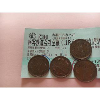 ジェイアール(JR)の青春18きっぷ 1回 即日発送 18切符 JR(鉄道乗車券)