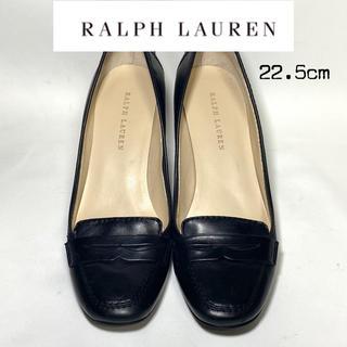 ラルフローレン(Ralph Lauren)のRalph Lauren ラルフローレン ヒールパンプス 22.5cm(ハイヒール/パンプス)