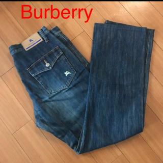 バーバリー(BURBERRY)の美品[Burberry]ジーンズ(デニム/ジーンズ)