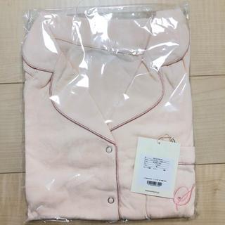 シールームリン(SeaRoomlynn)のコットン2FACE HOMEシャツ(シェルピンク, M) (ルームウェア)
