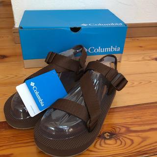 コロンビア(Columbia)の新品箱あり 2020夏 Columbia スポーツサンダル 24cm(サンダル)