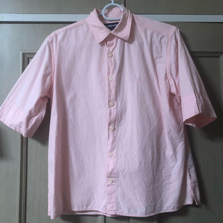 ポロラルフローレン(POLO RALPH LAUREN)のラルフローレン ポロゴルフ ピンク 半袖シャツ(シャツ/ブラウス(半袖/袖なし))