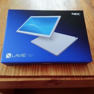 エヌイーシー(NEC)のLAVIE Tab(タブレット)
