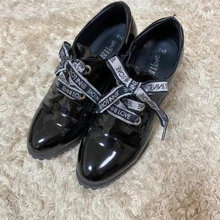 ジェニィ(JENNI)のJENNI LOVE ヒールローファー(ローファー/革靴)