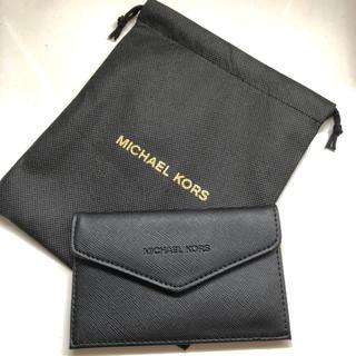 マイケルコース(Michael Kors)のMichael Kors ノベルティ カードケース(名刺入れ/定期入れ)