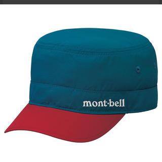モンベル(mont bell)のmont-bell  O.D.ワークキャップ(キャップ)