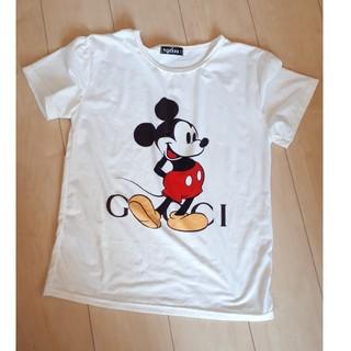 専用!!✴️ パロディ Tシャツ ミッキー  (Tシャツ(半袖/袖なし))