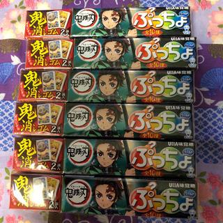 ユーハミカクトウ(UHA味覚糖)の鬼滅の刃 ぷっちょ 6個(菓子/デザート)