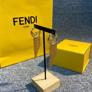 フェンディ(FENDI)のFENDI 超人気のイヤリング耳环(ピアス)