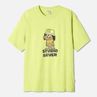 サンダイメジェイソウルブラザーズ(三代目 J Soul Brothers)のSTUDIO SEVENジーユー✴️ビッグTシャツXL(Tシャツ/カットソー(半袖/袖なし))