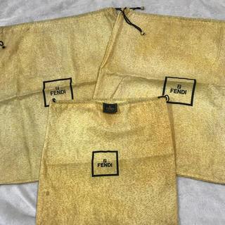 フェンディ(FENDI)のフェンディ 保存袋 バッグ セット売り(ショップ袋)