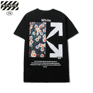 オフホワイト(OFF-WHITE)のOW5●激安!OFF-WHITE Tシャツ  男女兼用  黒(Tシャツ(半袖/袖なし))