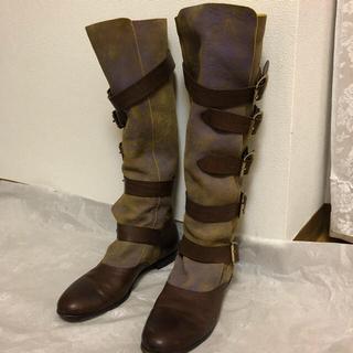 ヴィヴィアンウエストウッド(Vivienne Westwood)のパイレーツブーツ Vivienne westwood  24cm(ブーツ)