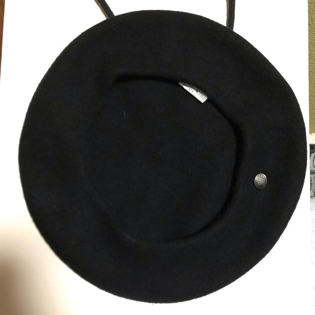 Borsalino(ボルサリーノ)のBorsalino ボルサリーノ ベレー帽 ヴィンテージ  メンズの帽子(ハンチング/ベレー帽)の商品写真