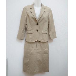 アナイ(ANAYI)のアナイ テーラードジャケット×タイトスカートスーツ 送料無料(スーツ)