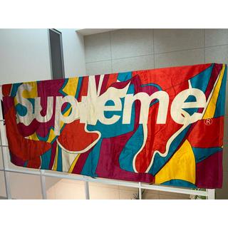 シュプリーム(Supreme)の2016ss Supreme ABSTRACT BEACH TOWEL  タオル(タオル/バス用品)