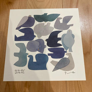 IDEE - BIRDSWORDS  バーズワーズ   ポスター