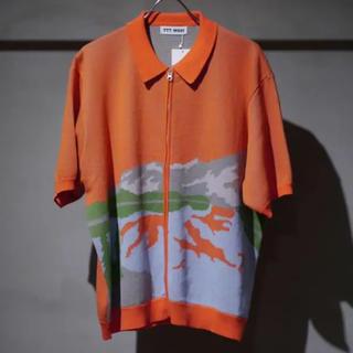 ttt msw yosemite knit polo ニットポロ ポロシャツ(ポロシャツ)
